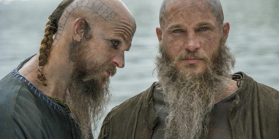 03 Vikings El simbolismo de los tatuajes detras de los personajes de la serie