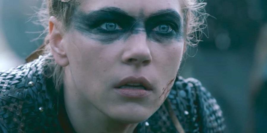 04 Vikings Lagertha estaria en peligro pero Ivar no seria el responsable