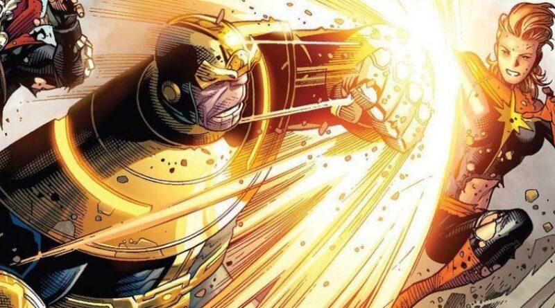 Avengers ¿Cómo sobrevivió la Capitana Marvel al chasquido de Thanos