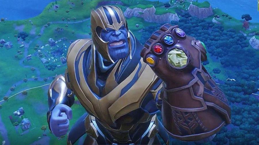 'Avengers' Este era el aspecto original de Thanos