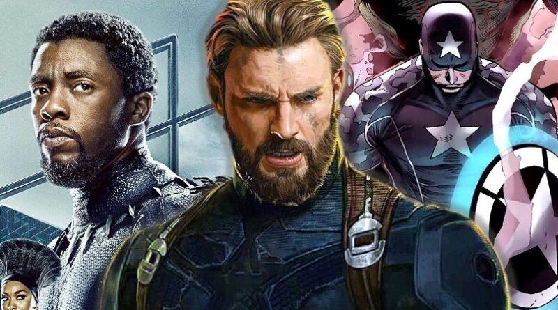Capitán América y Black Panther conectados por esta interesante teoría