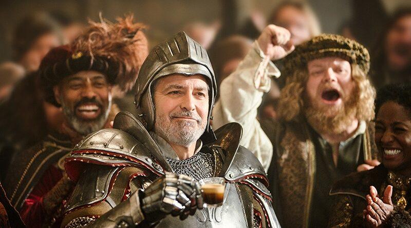 George Clooney y Natalie Dormer parodian a Juego de Tronos en publicidad