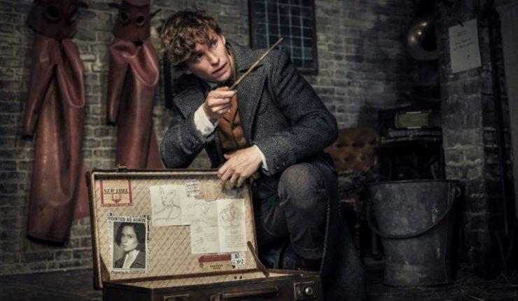 Los detalles que reveló J.K. Rowling sobre 'Animales Fantásticos Los Crímenes de Grindelwald'