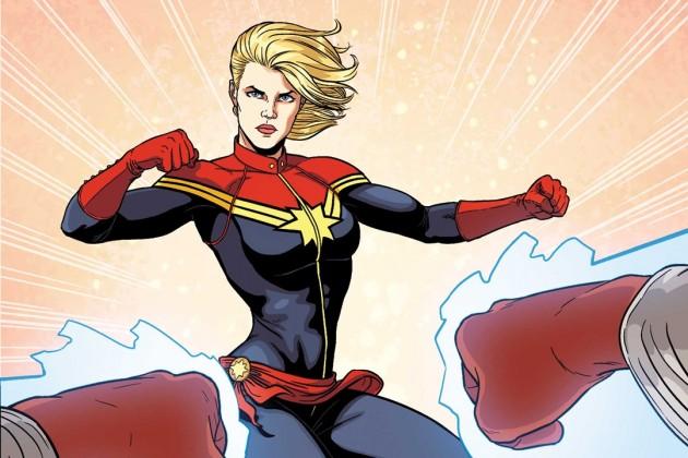 Marvel Comics Revelan el verdadero origen de la Capitana Marvel
