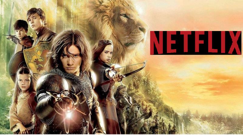 """Netflix adquiere derechos de """"Las Crónicas de Narnia"""" y hará películas y series"""