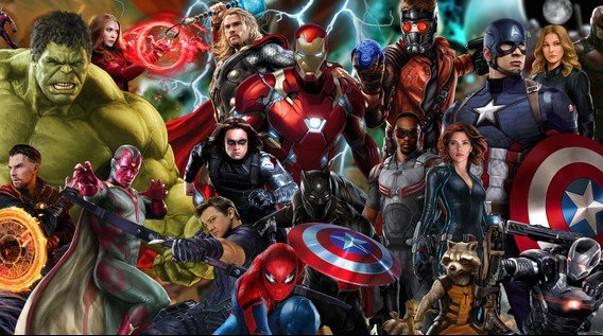 ¿Sabes cuánto ha recaudado Marvel en cada una de sus películas