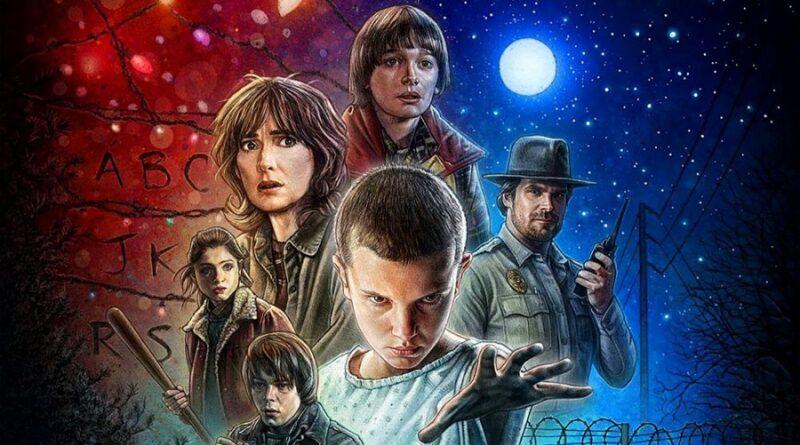 'Stranger Things' Netflix lanza el tráiler de su nuevo cómic