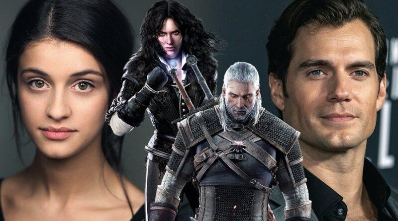 'The Witcher' El elenco de Netflix vs. los personajes del videojuego