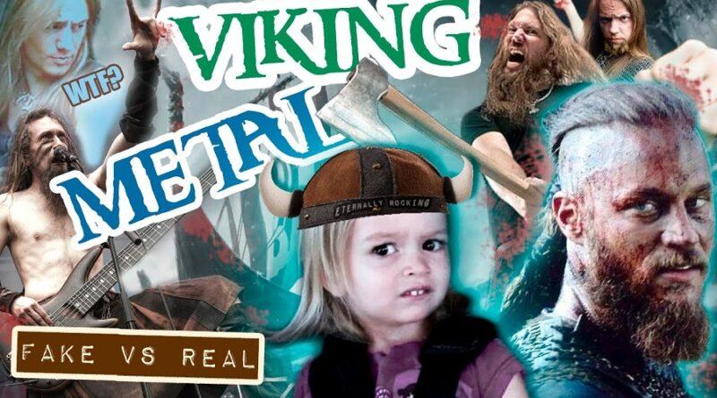 'Vikings' Cantante de metal vikingo dice que todo es falso en la serie
