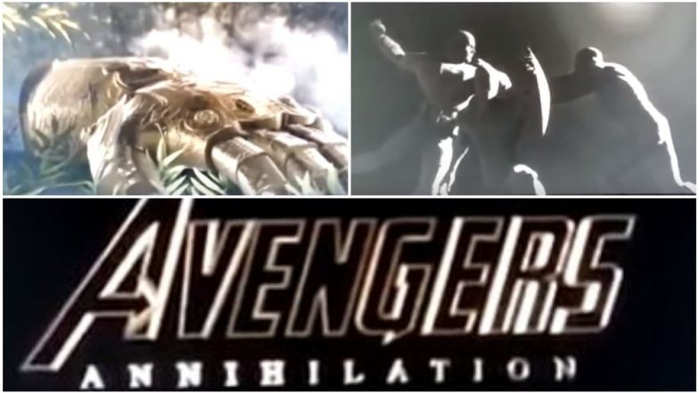 01 Avengers 4 Supuesto teaser desata la locura en internet