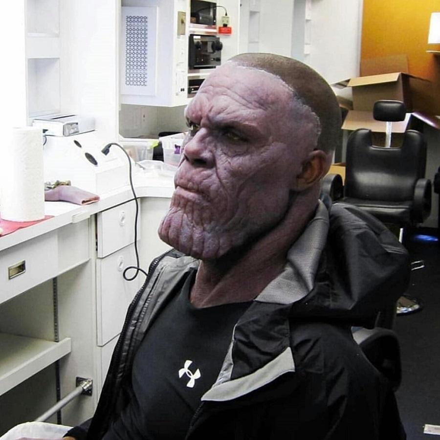 01 Avengers Este era el aspecto original de Thanos