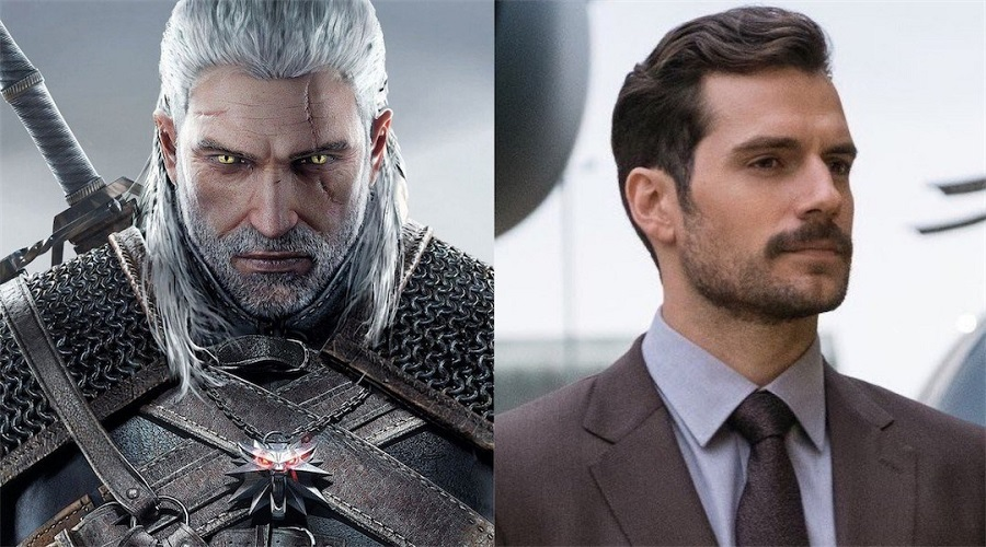 01 The Witcher El elenco de Netflix vs. los personajes del videojuego