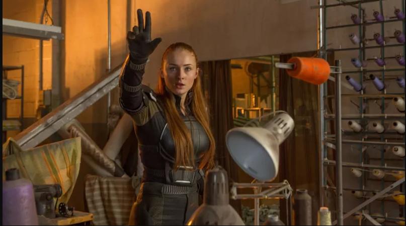01 X Men Dark Phoenix Sophie Turner mostrara el lado mas oscuro de Jean Grey