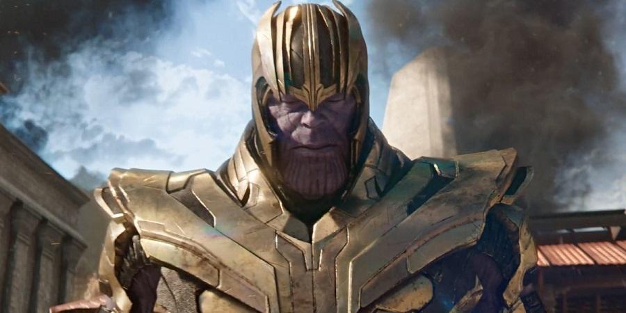02 Avengers Este era el aspecto original de Thanos