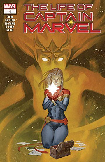 02 Marvel Comics Revelan el verdadero origen de la Capitana Marvel