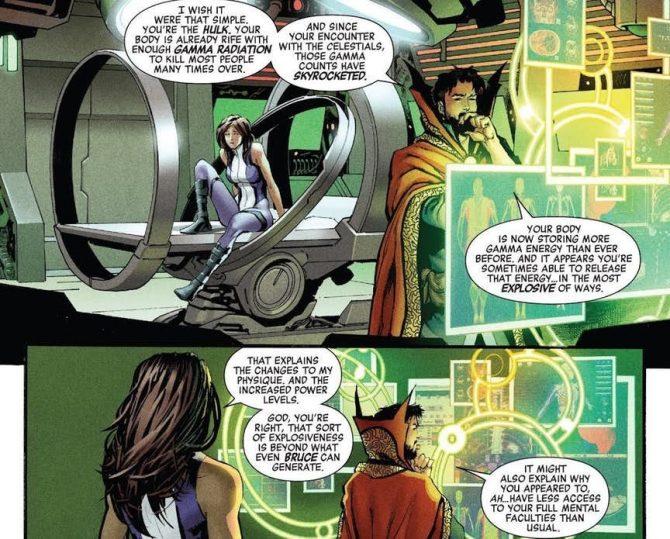 02 Marvel confirma que Hulk no es el superheroe más poderoso de su universo