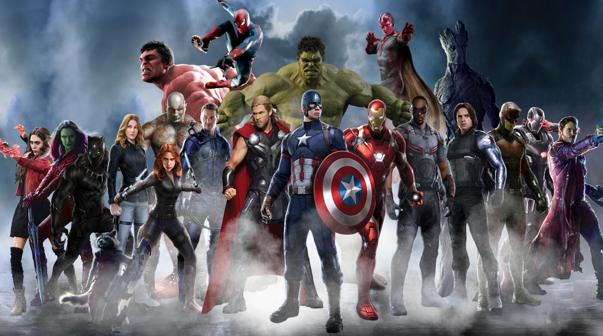 02 Sabes cuanto ha recaudado Marvel en cada una de sus peliculas