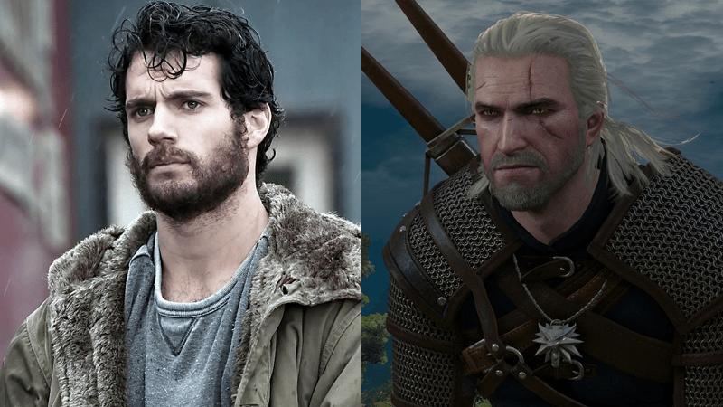 02 The Witcher El elenco de Netflix vs. los personajes del videojuego