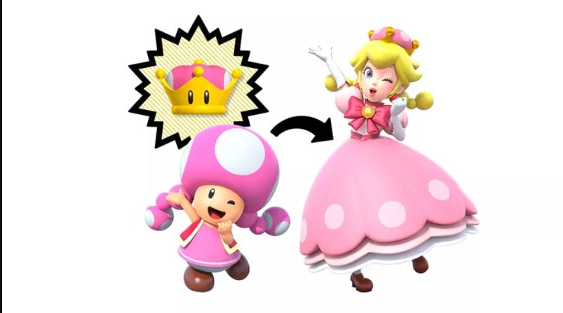03 Super Mario Bros El fenomeno de Bowsette que se hizo viral