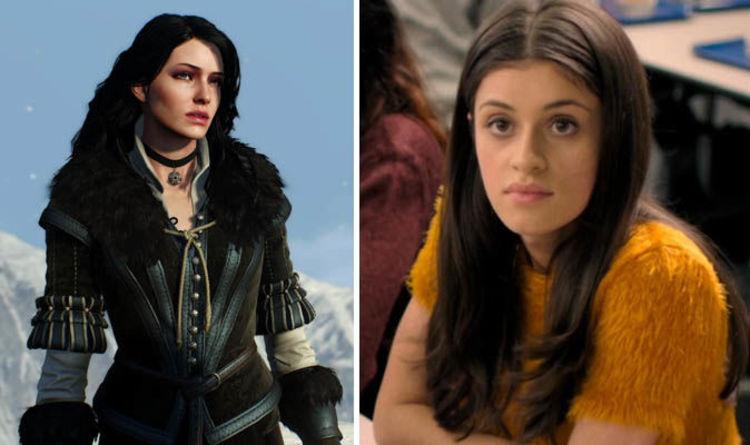 03 The Witcher El elenco de Netflix vs. los personajes del videojuego