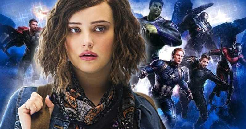 'Avengers 4' Protagonista de '13 Reasons Why' tendrá un papel en la saga