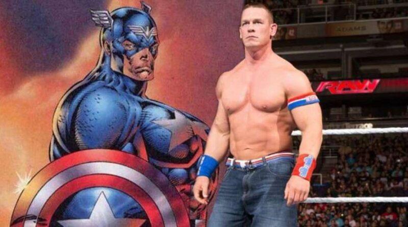 'Avengers' John Cena sería el próximo Capitán América
