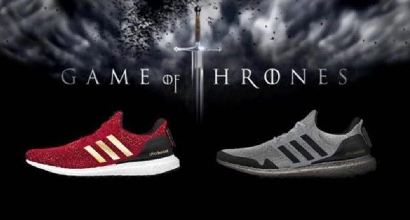 'Game of Thrones' Adidas muestra la zapatilla inspirada en la serie
