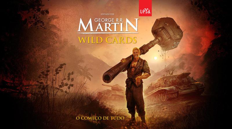 Hulu trabaja en dos series basadas en 'Wild Cards' de George R.R. Martin