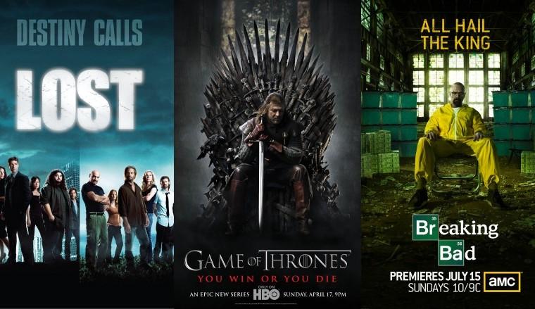 Juego de Tronos, Breaking Bad y otros 48 guiones de series gratis para descargar