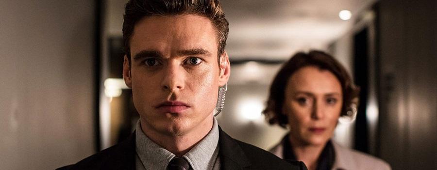 Netflix 'Bodyguard' se convierte en la serie más exitosa en Inglaterra