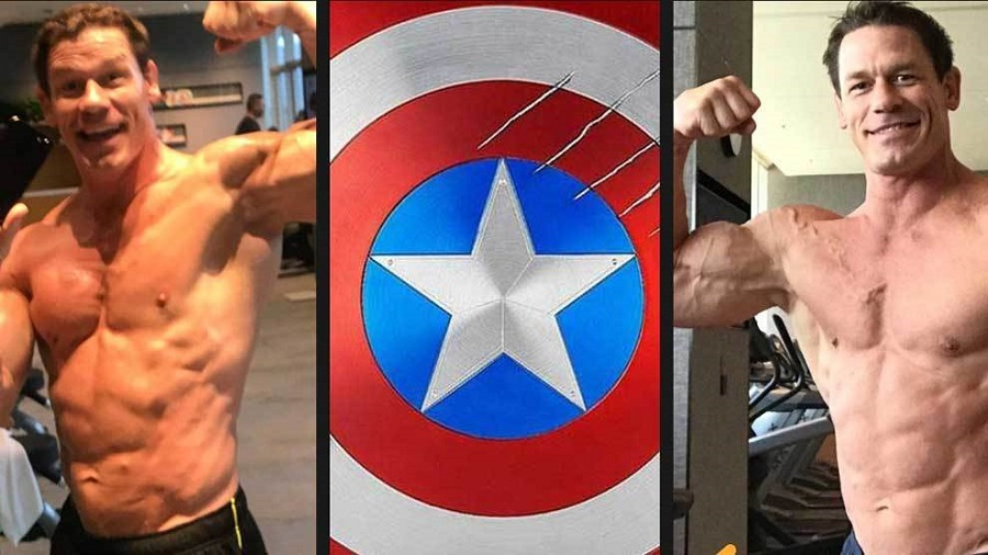 01 Avengers John Cena seria el próximo Capitan America