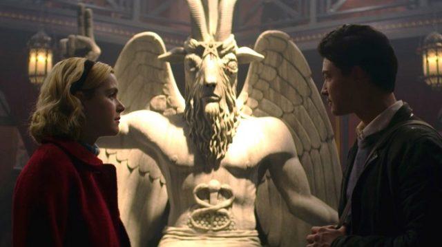 01 Satanistas y Netflix llegan a acuerdo por El mundo oculto de Sabrina