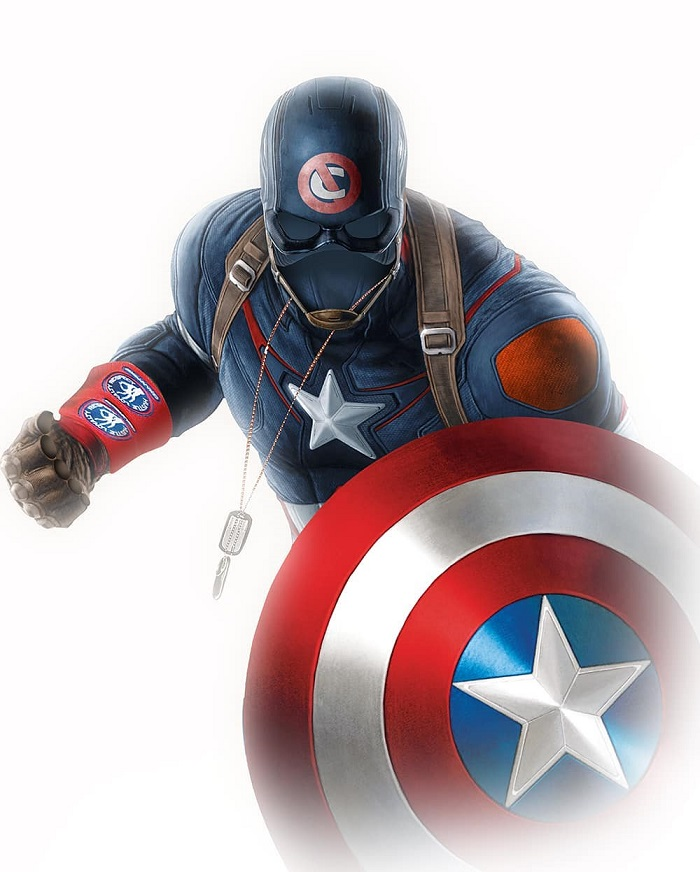 02 Avengers John Cena seria el próximo Capitan America