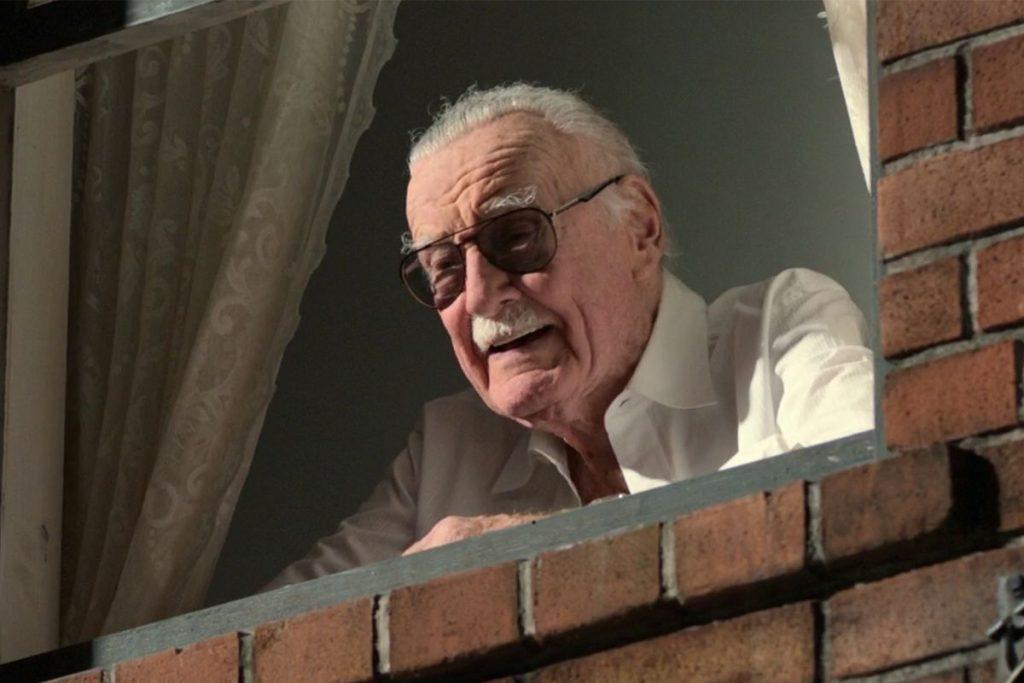 02 Stan Lee Estos son los mas de 40 cameos que hizo para Marvel
