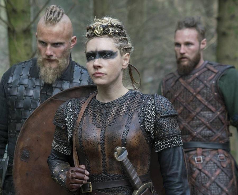 02 Vikings 5B Se filtra la posible muerte de uno de los protagonistas