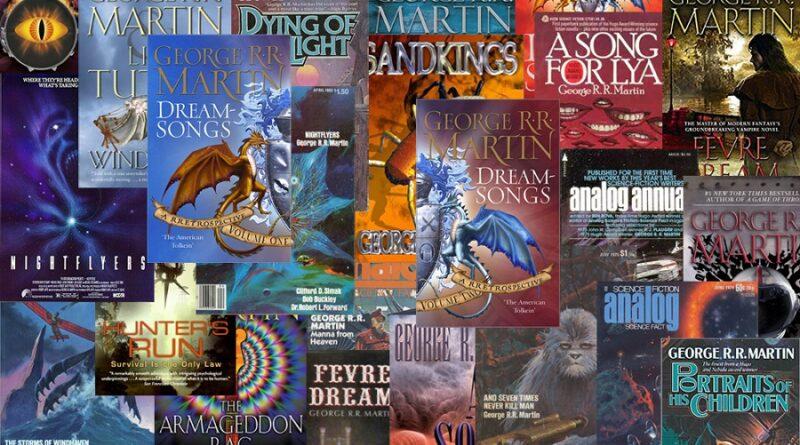George R.R. Martin: Por qué las adaptaciones de los libros tienen éxito