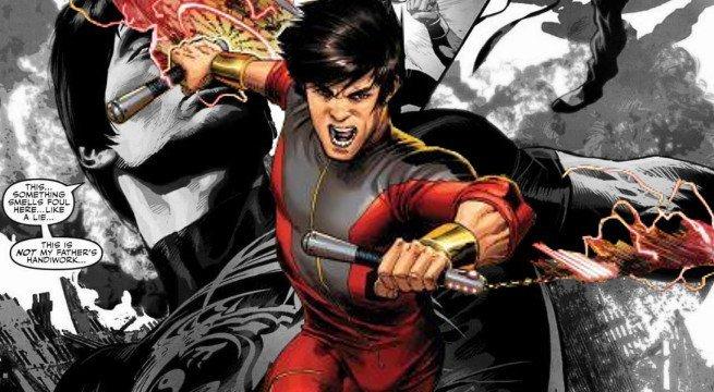 Marvel prepara película de Shang-Chi, superhéroe asiático