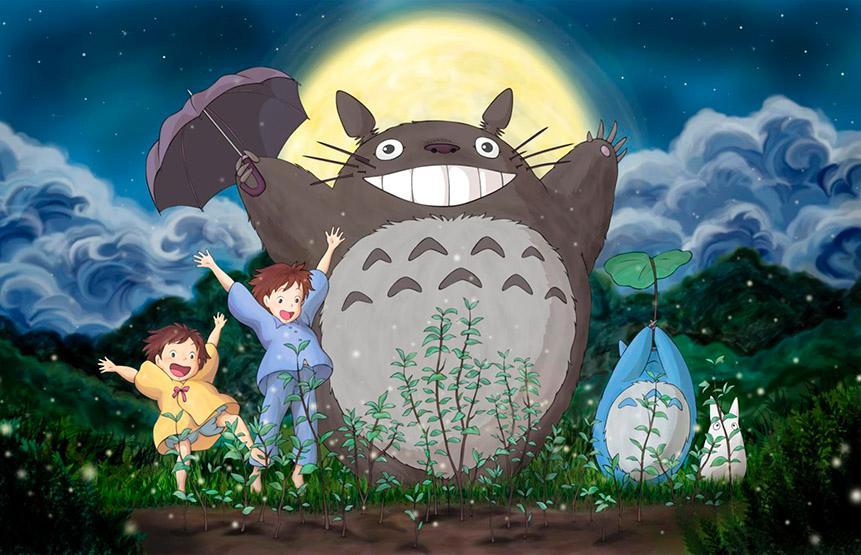 'Mi vecino Totoro' Miyazaki recuerda el origen de la cinta a 30 años de su estreno