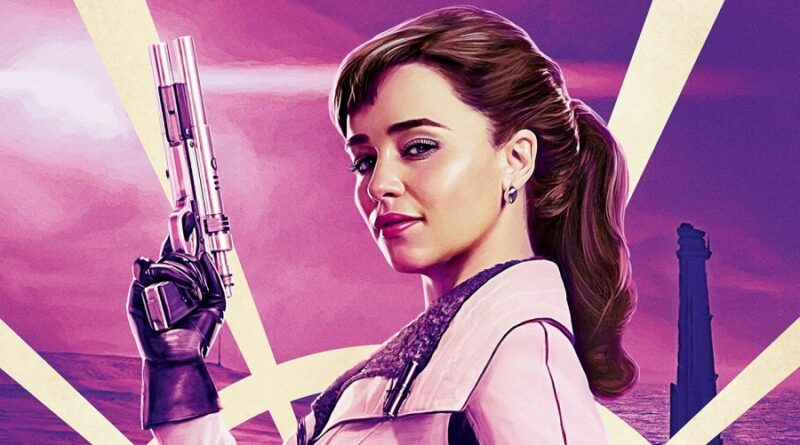 'Star Wars' Cómic revela gran secreto de Qi'ra en Han Solo
