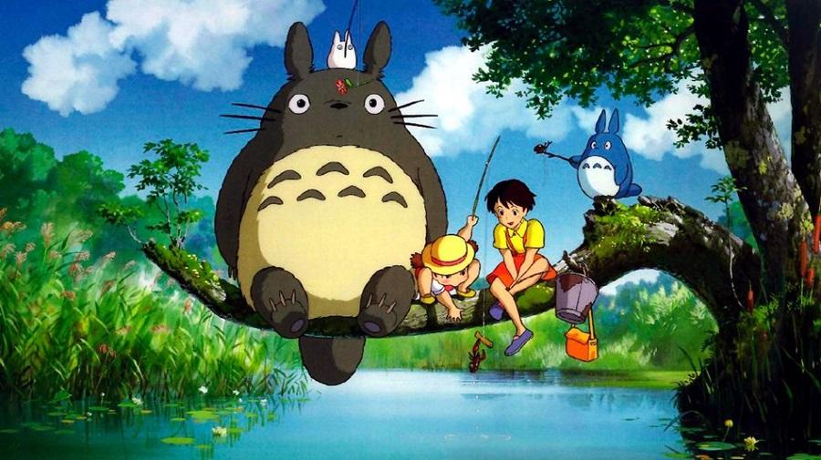 01 Mi vecino Totoro Miyazaki recuerda el origen de la cinta a 30 años de su estreno