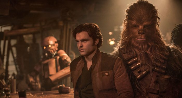 01 Star Wars Comic revela gran secreto de Qira en Han Solo