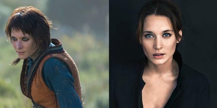 01 Vikings los actores en la ficcion vs realidad