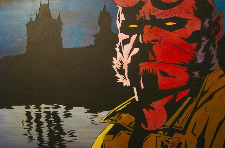 02 Hellboy Reboot sera mas violento y sangriento que anteriores entregas