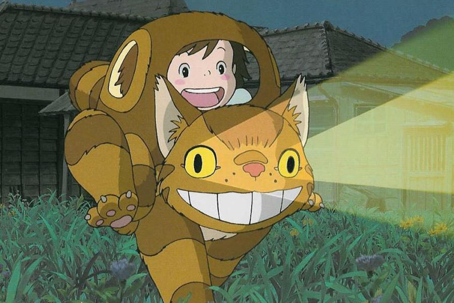 02 Mi vecino Totoro Miyazaki recuerda el origen de la cinta a 30 años de su estreno