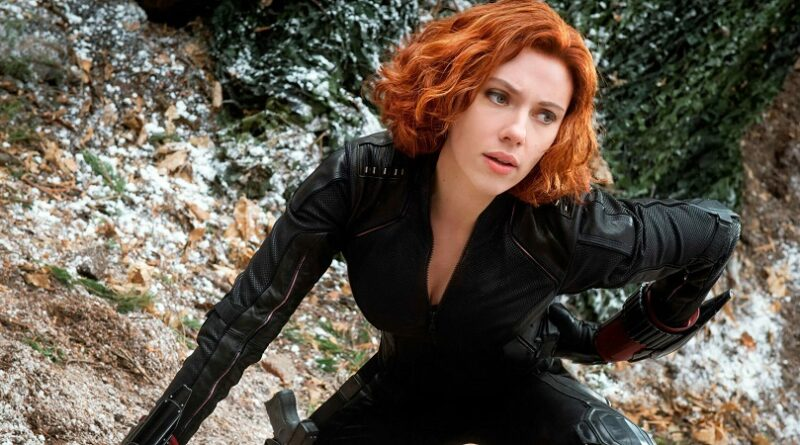 'Black Widow' sería la primera película de Marvel restringida a menores de edad
