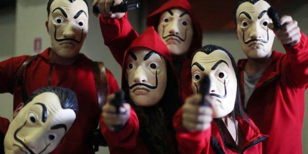 01 La Casa de Papel Fundación Salvador Dali anuncia demanda contra la serie