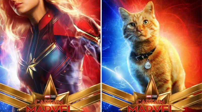 01 La mascota de Captain Marvel sería fundamental para derrotar a Thanos