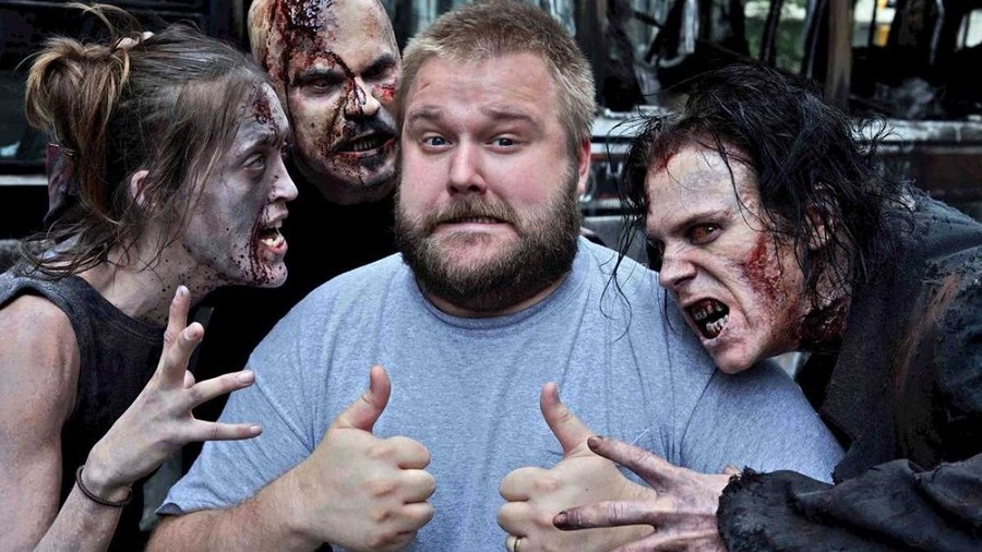 ¿The Walking Dead es repetitivo Su creador Robert Kirkman responde