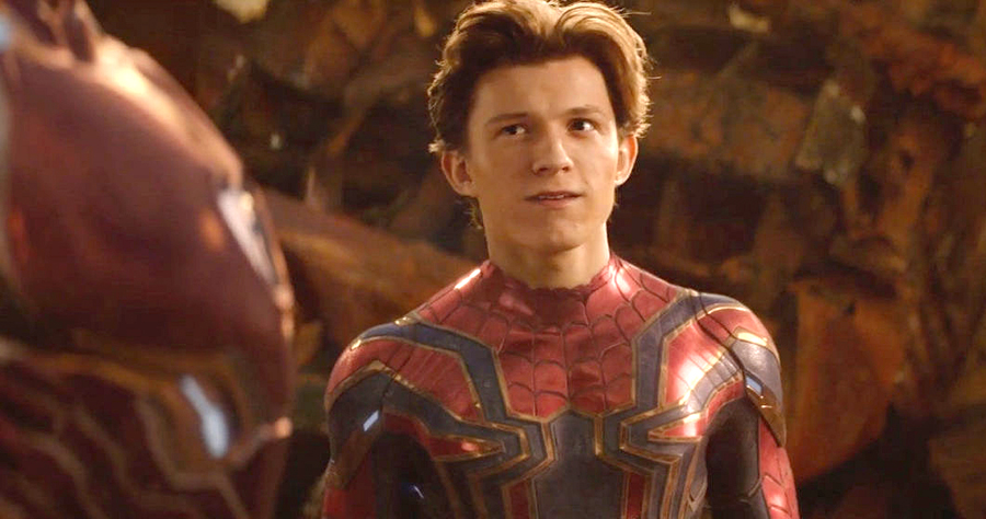 Tom Holland contó que se enteró que era Spider Man vía Instagram