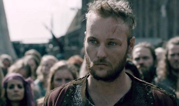 'Vikings' Error sobre Ubbe en la serie causa revuelo en Reddit